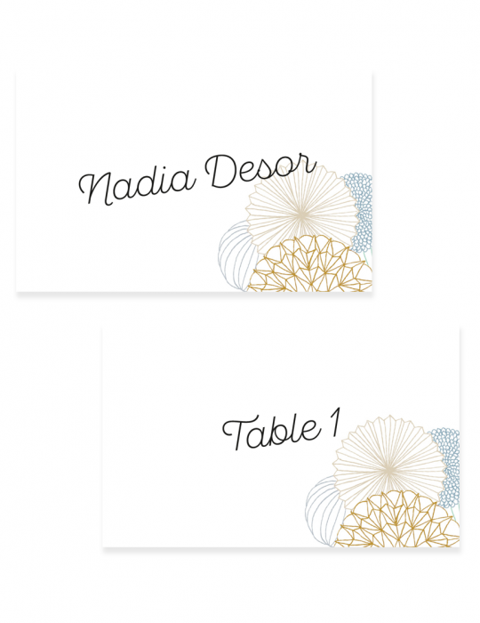 marque-place-mariage-mushaboom-ocre